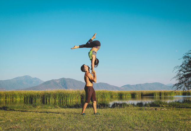 acroyoga teacher training level 1 - chalananda mexico