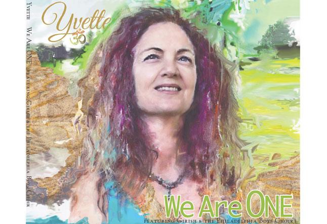 yvette om - we are one