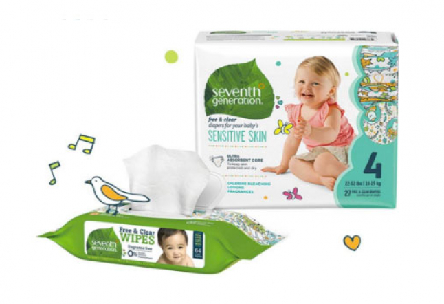 chlorine free baby wipes