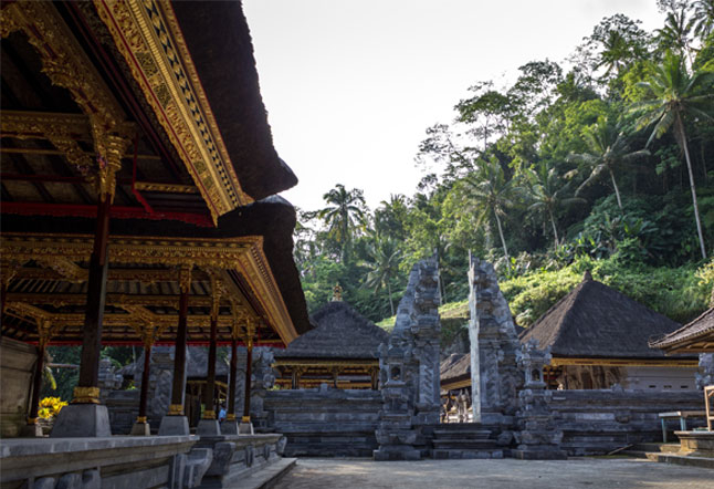 preserving while promoting balinese culture