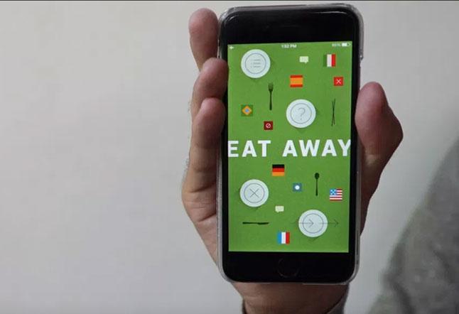 eat away app - your customized diet translator