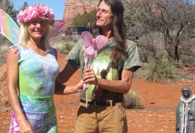 raw living expo sedona, arizona - february 2013