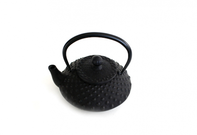 Japanese Cast-Iron Teapot