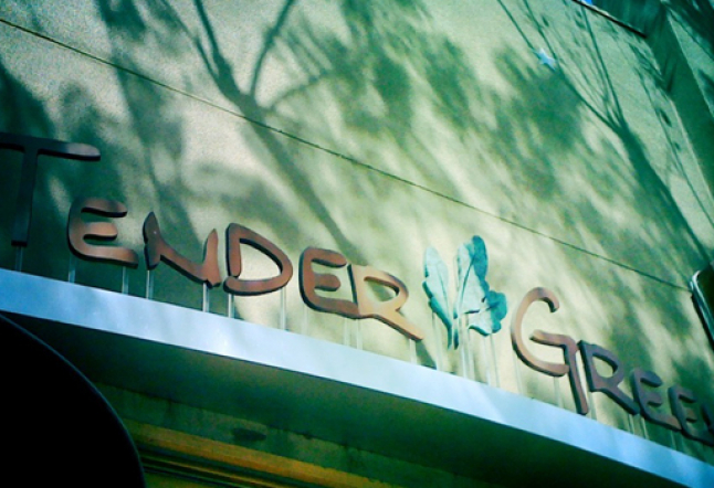 tender green - culver city