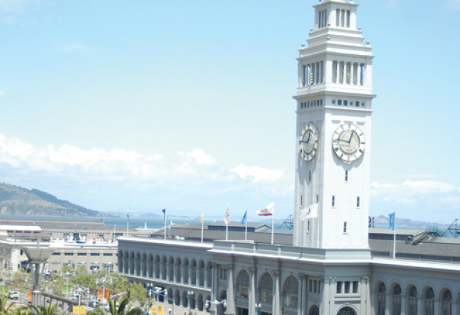 the ferry building marketplace