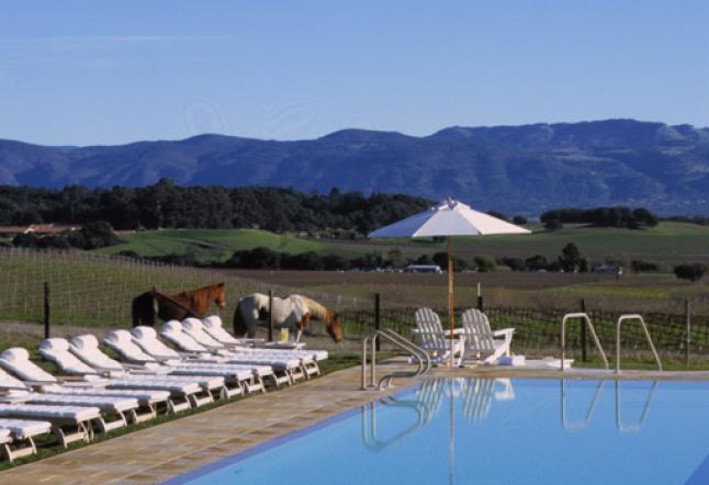 the carneros inn and spa