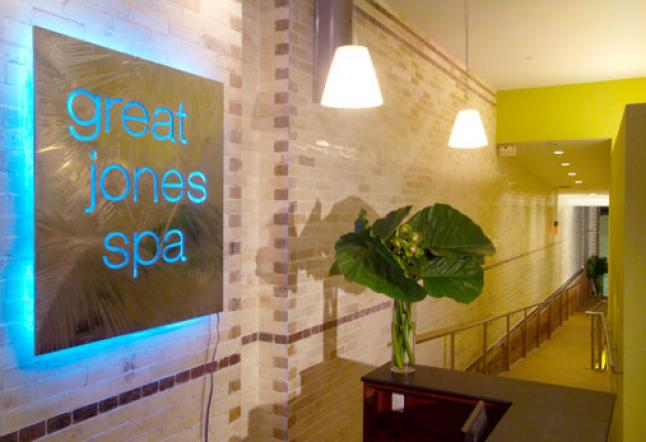 Great Jones Spa