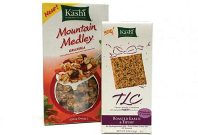 TLC (Tasty Little Crackers)  & Granola