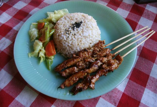 bali vegan restaurant warung