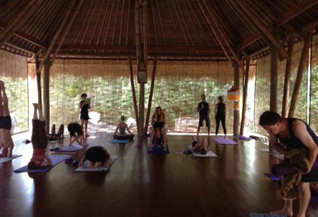 asthanga yoga shala
