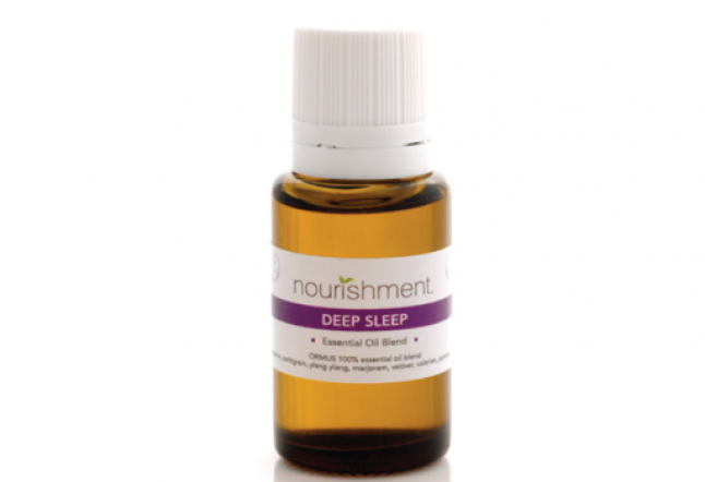 "nourishment ""deep sleep"" essential oil"