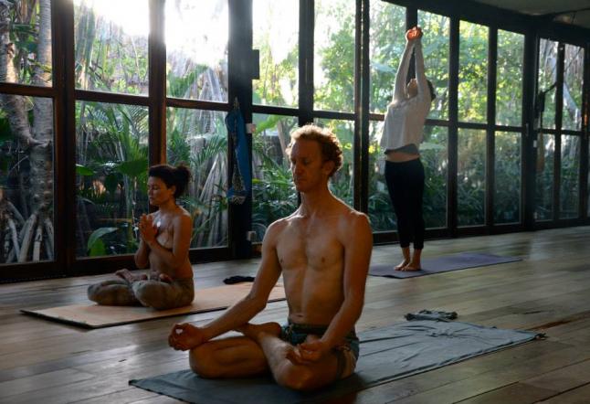 samadi yoga bali