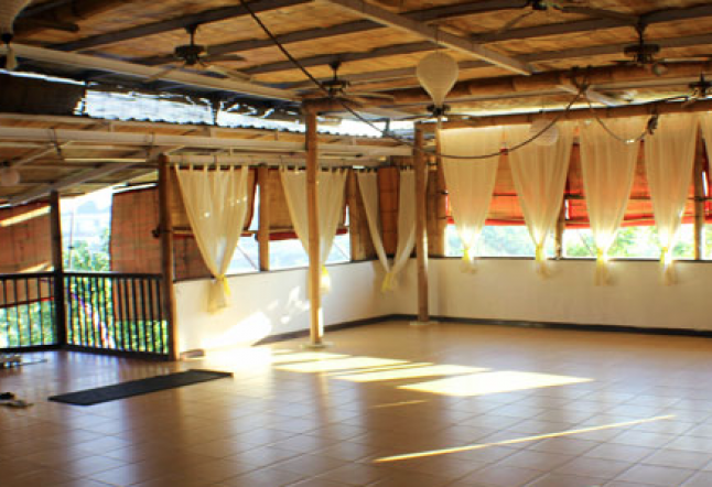 serenity eco guest house & yoga