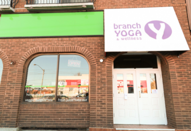 branch yoga & wellness