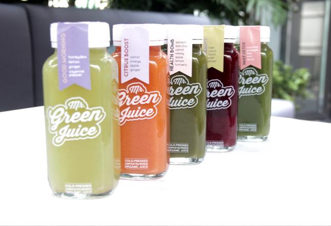 mr green juice