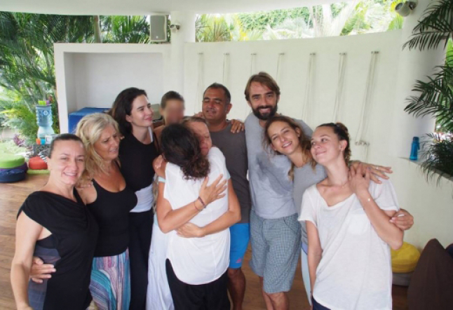 core energetics workshops in bali