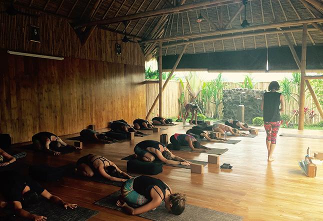 the practice bali
