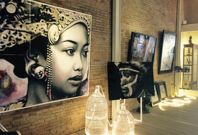 nyaman art gallery