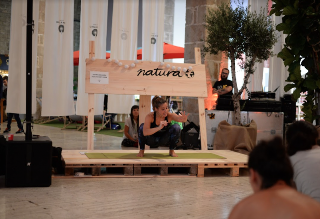 organic festival in barcelona