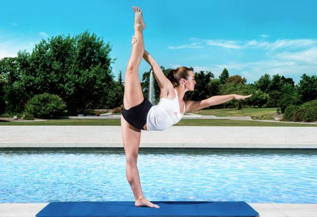 ProSource Natura Yoga Mat