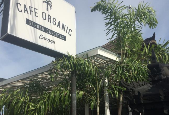 café organic