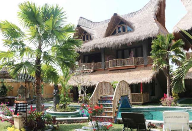 bali bohemia hotel