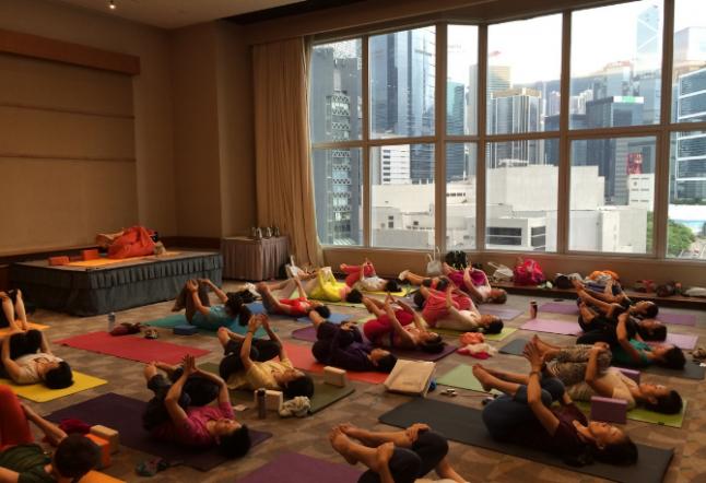 evolution asia yoga conference 2017