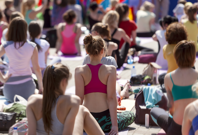 why check out canada's yoga & music festival?