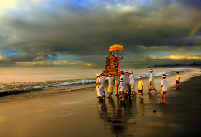 join the nyepi celebrations & unique balinese new year