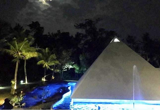 the pyramids of chi and the power of sound