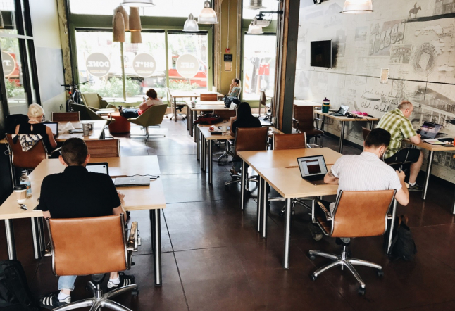 best coworking spaces in bali