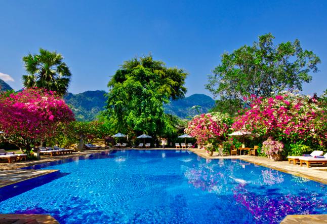 mahatahari beach resort & spa