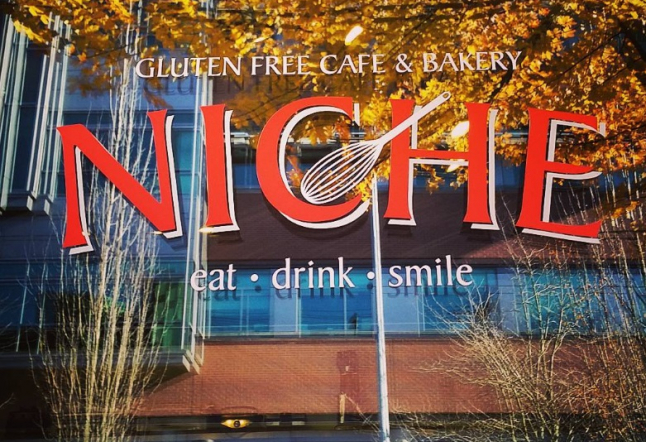 niche cafe and bakery