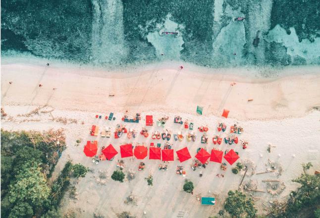 finding serenity & yoga on gili air