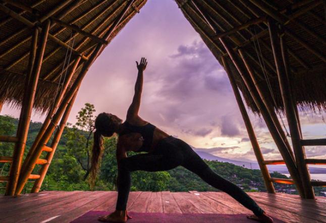 yoga studios in amed