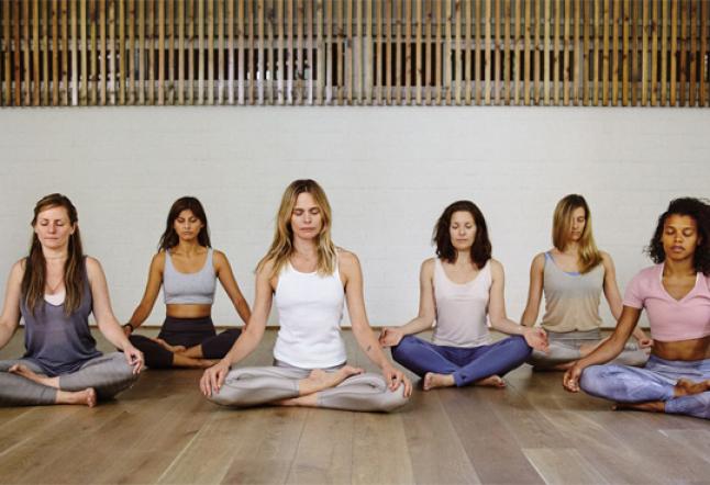 best yoga studios in barcelona