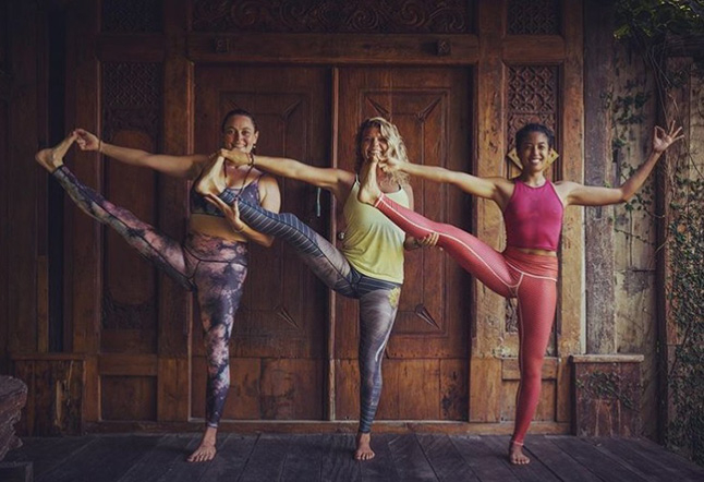 yoga studios in uluwatu