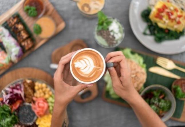 secret spot café