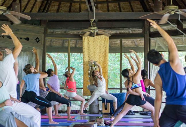 5 day pure flow yoga retreat in koh phangan