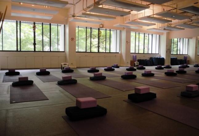 yoga+