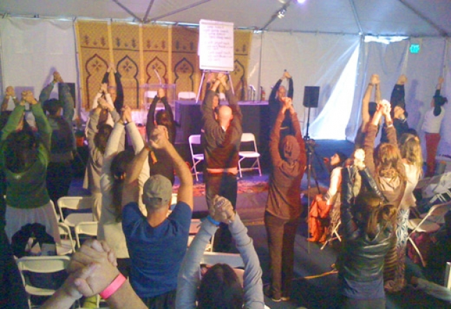 the tadasana festival of yoga