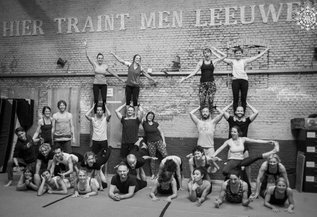 acroyoga montreal immersion - workshops