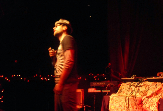 MC Yogi and DJ Drez Inspire Portland