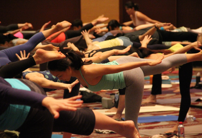 evolution asia yoga conference 2015 in hong kong