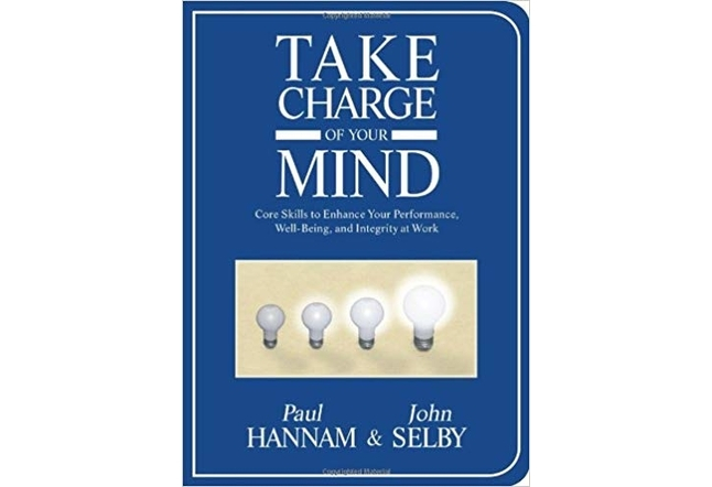 take charge of your mind
