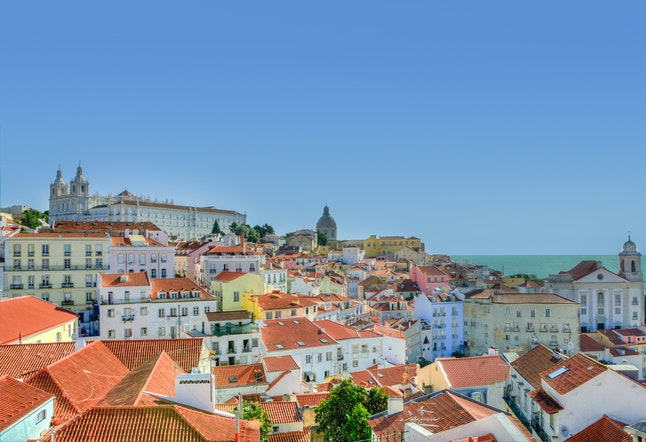 mini city guide - lisbon