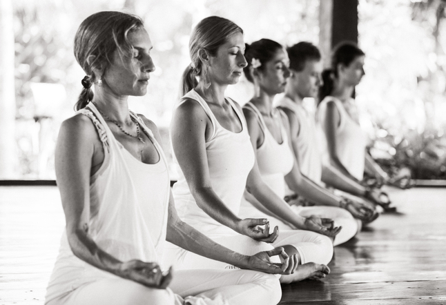 yoga studios in canggu