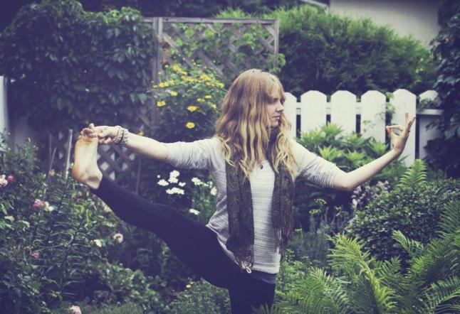 Megan Marie Gates Yoga Teacher Toronto Canada