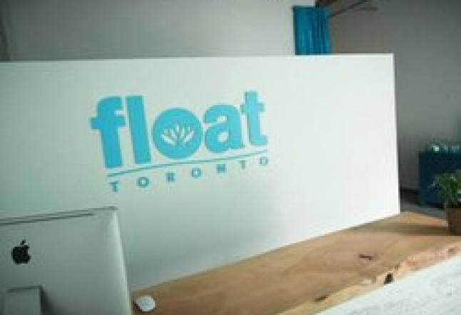 float Toronto