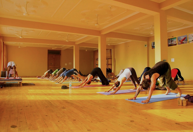 AYM yoga teacher training